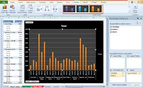 10 Best Steps To Build A Pivot Chart In Excel 2016 Educba