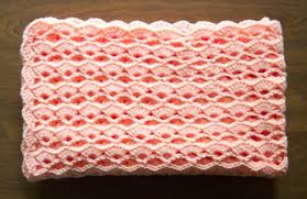 V Stitch Crochet Pattern Best Free Vstitch Xlarge Shell Stitch Afghan Pattern