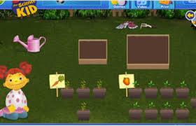 vegetable planting sid the science kid games