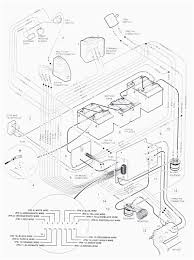 club car golf cart wiring diagram ansis me club car precedent 48 volt battery wiring diagram at Club Car Battery Wiring Diagram