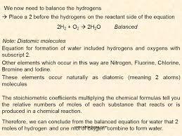 balancing chemical equations balancing redox equations