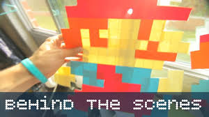 Watch Post It Notes Mario Post It Notes Behind The Scenes Youtube