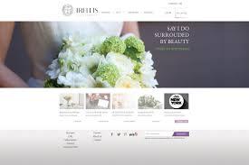 Trellis Web Design Trellis Fine Florals Lushmedia Graphic Design Studio