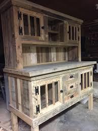 pinterest pallet furniture. DIY Furniture · Pallet Wood Hutch Pinterest L