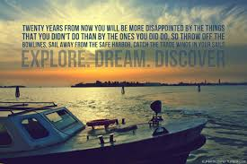 Explore Dream Discover Quote Best of Positive Quotes Mark Twain On QuotesTopics