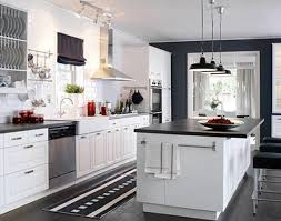 Ikea Kitchen White Cabinets Cool Decorating