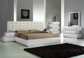 Image modern bedroom furniture sets mahogany Oak Bedroom White Queen Bedroom Set For Apartment White Lacquer Slide Door Wardrobe Lates Hard Wood Study Desk Deviantom White Queen Bedroom Set For Apartment White Lacquer Slide Door