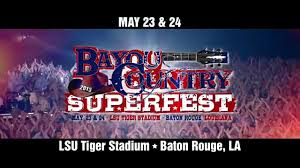 2015 Bayou Country Superfest Tickets Well Below Face Value