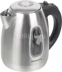 Купить <b>Чайник</b> электрический <b>REDMOND RK</b>-<b>M183</b>, серебристый ...