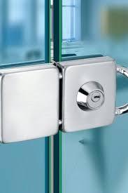 locks for glass doors types of locks