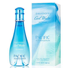 <b>Cool Water Pacific Summer</b> by Davidoff 100ml EDT for Women ...