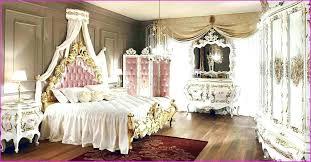 Vintage White Bedroom Furniture French Provincial Bed Vintage White ...