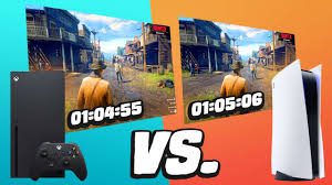 PlayStation 5 vs Xbox Series X Load ...
