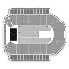Budweiser Events Center Seating Chart Map Seatgeek
