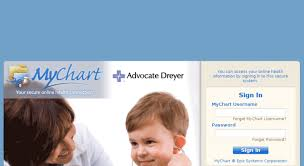 Https Myadvocateaurora Org Chart Access Mychart Dreyermed Com Mychart Login Page
