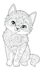 Hard Animal Coloring Pages Coloring Pages Difficult For Adults