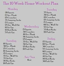 7 day workout plan at home unique at home workout plan new 22 elegant 7 day