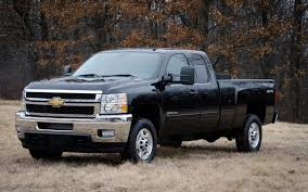 2013 Chevrolet Silverado/GMC Sierra 2500HD | Commercial Carrier ...