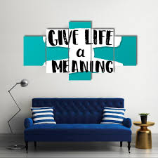 canvas wall art meaning