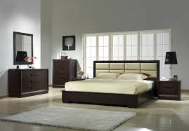 feng shui bedroom furniture. Feng Shui Bedroom Furniture With Dark Brown Bed Plus Beige Headboard Also Nighstand Feature Two Drawer T