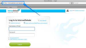 IntenseDebate Support — Passwords