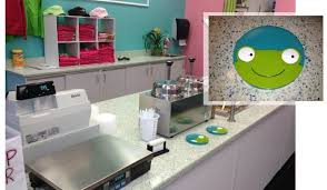 geos recycled glass countertop auckland at sweet frog suffolk va