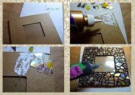 Do It Yourself Photo Frames