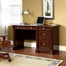 large size of uncategorized corner desk with storage within awesome sauder beginnings cinnamon cherry desk