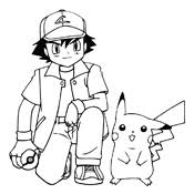 Small Picture Coloring page Pokemon 5175