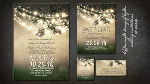 inspiring rustic wedding invitations ideas for your stunning Formal Rustic Wedding Invitations rustic outdoor wedding invitations Country Wedding Invitations