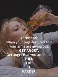Athletic Quotes Extraordinary Adding Inspirational Athletic Quotes To Pictures Of Drunk People