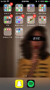 Aesthetic Iphone Home Screen Layout ...