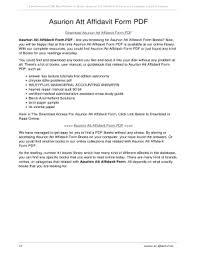att affidavit form fillable online liuziyan asurion att affidavit form pdf asurion att
