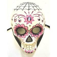 Cute Mouth Mask Designs Sugar Skull Masquerade Mask Sugar Skull Face Paint Skull