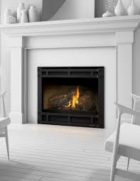 slimline direct vent gas fireplace