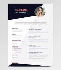 Resume Psd Template Free Best of 24 Best Resumes Job Search Images On Pinterest Resume Design