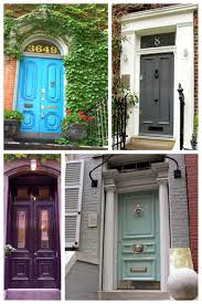 what color to paint front door 2What color is your front door  Brooklyn Limestone