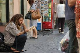 Image result for a guy reading a book