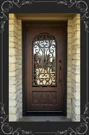 wrought iron front doorsIron Front Doors Dallas I54 For Your Modern Home Decoration For