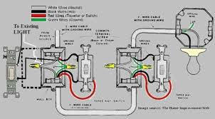 how to wiring single pole switch and 3 way switch on the same q303266 295318 3 way wiring 1 zpsc2644257 jpg views 44355 size 35 6 kb