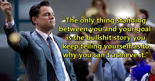 Iconic Movie Quotes Enchanting 48 Iconic Leonardo Dicaprio Movie Character Quotes Of All Time