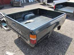 Toyota Pickup Replacement Truck Beds