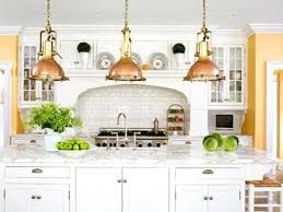 copper lighting fixtures. Copper Kitchen Light Fixtures All White Rooms Lighting Stand Out In This A
