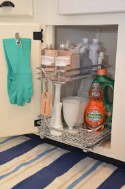 Under Kitchen Sink Organizing 16 Renovations Under Your Sink That Will Wow