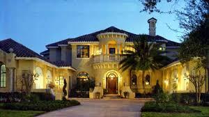 Italian Style House Plans 28-201