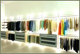 led closet lighting. Closet Light Fixtures Custom Lighting Options With Led Lights Walk In R
