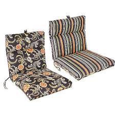 Jordan Manufacturing Outdoor Patio Replacement Chair Cushion