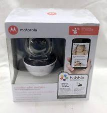 motorola wifi baby monitor. motorola mbp85connect streaming wi-fi video baby monitor camera new! wifi d