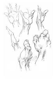 gambar drawing book constructive anatomy by george bridgman