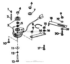 Gravely 988027 000101 pro power unit 16hp b s parts diagrams rh jackssmallengines 8163 gravely wiring diagram gravely 8122 wiring diagram